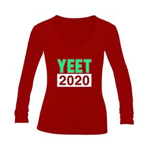 Women's YEET 2020 T-Shirt Long Sleeve